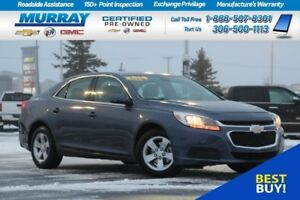 2014 Chevrolet Malibu LS FWD*HEATED MIRRORS,BLUETOOTH*