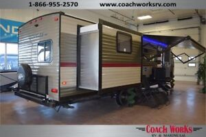 2018 Forest River Cherokee Grey Wolf 27DBS