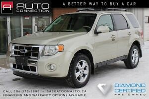 2010 Ford Escape Limited AWD ** BLUETOOTH ** LEATHER ** LOW KM