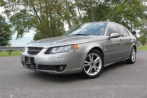 2006 Saab 9-5 Auto - EXTREMELY LOW KMS|Heated front & back seats