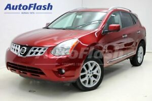 2013 Nissan Rogue SL AWD *GPS/Camera-360 *Cuir/Leather *Toit/Roo
