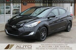 2013 Hyundai Elantra GLS * MOONROOF * BLUETOOTH * HEATED SEATS *