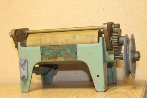 Vintage Potdevin Machine 6LM-85 Label Paster printing tool