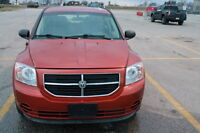 2007 DODGE CALIBER CERTIFIED & e-tested NO ACCIDENTS