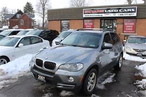 2007 BMW X5 3.0si ALL WHEEL DRIVE  YOU ARE APPROVED!