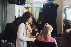 HAIRDRESSING TRAINING NVQ LEVEL 2 AND 3 @GARYHENRI CLIFTON ACADEMY