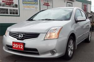 2012 Nissan Sentra 2.0 SL  WE FINANCE
