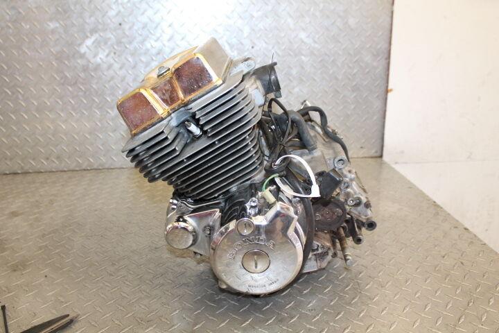 86 honda rebel 250 cmx250cd limited engine motor miles for Ebay motors shipping cost