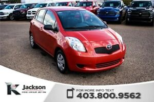 2007 Toyota Yaris LE - Accident Free, Low KM