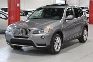 BMW X3 XDRIVE28I 4D Utility 2011