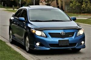 2010 Toyota Corolla XRS *ROOF POWER GROUP FULL BODY KIT* CLEAN !