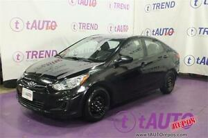 Drive your way. 2012 Hyundai Accent GLS