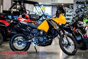 2018 Kawasaki KLR650 - Only $37 Weekly oac*