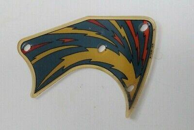 Bally STAR TREK Pinball Machine Used  Playfield Plastic