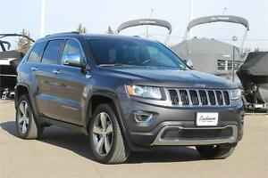 2016 Jeep Grand Cherokee LTD AWD Leather