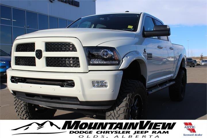 2017 RAM 3500 LIFTED LARAMIE SPORT!   used cars & trucks   Calgary   Kijiji