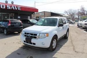 2012 Ford Escape XLT **FULLY SAFETIED** **CLEAN TITLE**