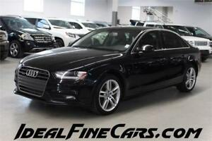 2013 Audi A4 2.0T Navigation/Premium Plus (Tiptronic)