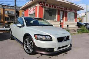 """2010 Volvo C30 T5 R-DESIGN NAVIGATION BLISS MAGS 18"""""""