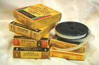 8mm and Super 8 movie films transferred to DVD