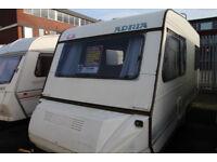 Adria Optima 470 1993 4 Berth Caravan £2400