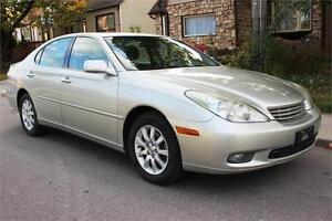 2004 Lexus ES 330 LEATHER SUNROOF FINANCE 100% APPROVED WARRANTY