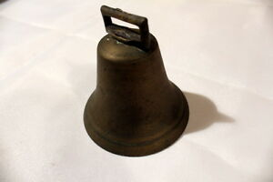 Vintage Wagon Bells with Belt Loop & cast iron bells w/Clappers Stratford Kitchener Area image 9