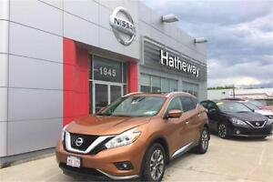 2017 Nissan Murano SL** Save up to 7400$***