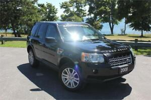 2008 Land Rover LR2 SE-LEATHER| PANORAMIC ROOF| BLUETOOTH