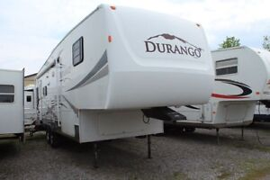 2007 K-Z Inc Durango Fifth Wheel