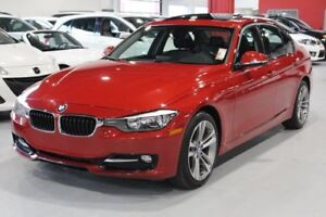 BMW 3 Series 320I XDRIVE 4D Sedan 2014