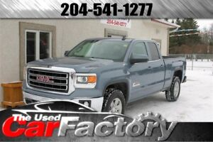 15 GMC Sierra Double Cab 4X4 Kodiak Edition Local Accident Free