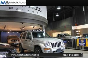 *Safetied* 2003 Jeep Liberty Renegade *AC* *Clean Title*