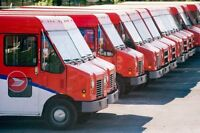 driver working as subcontractor out of regina CANADA POST