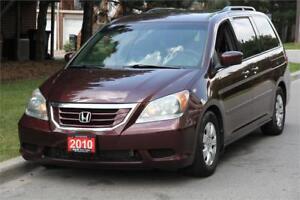 2010 Honda Odyssey SE *REAR ENTERTAINMENT SYS* POWERSLIDING DOOR