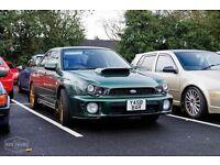 2001 Subaru Impreza WRX 330+BHP
