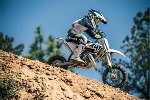 2018 Husqvarna TC 50cc Youth Off Road Motorcycle