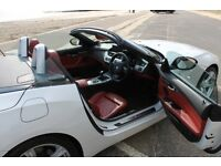 BMW Z4 SDrive 23i M Sport 2.5l 2011 white convertible hard top