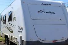2010 Jayco STERLING 21.65-4 OUTBACK Bundaberg Central Bundaberg City Preview
