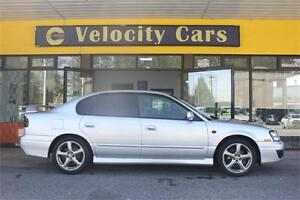 2002 Subaru Legacy B4 RSK AWD Twin-Turbo 105KM