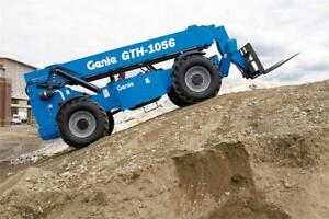 2013 Genie GTH 1056 Telescopic Handler, low hours