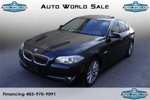2013 BMW 528i xDrive| NAVI | 360 Camera| SPORT Seating Pkg