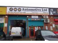 WELL ESTABLISHED MOT STATION & GARAGE BUSINESS REF 146297