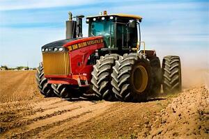 2017 Versatile 4WD Tractors on Order - 450, 500 & 550 models
