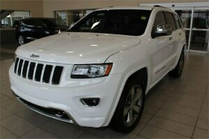2014 Jeep Grand Cherokee Overland - ECODIESEL-PANO ROOF-AIR RIDE