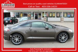 2012 Mitsubishi Eclipse GS Low km's, heated seats, mods