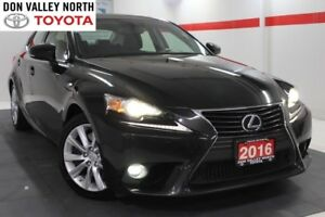2016 Lexus IS 300 -
