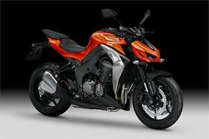 2014 KAWASAKI Z1000R 0KMS! BRAND NEW! Be it's first rider!