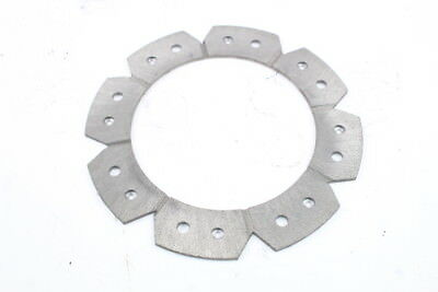 240mm Cerametallic Clutch Disc Material