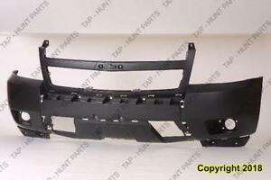 Bumper Front Primed With Off Road Chevrolet Avalanche 2007-2013